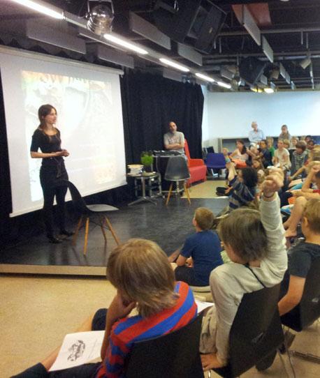 Foredrag for børn