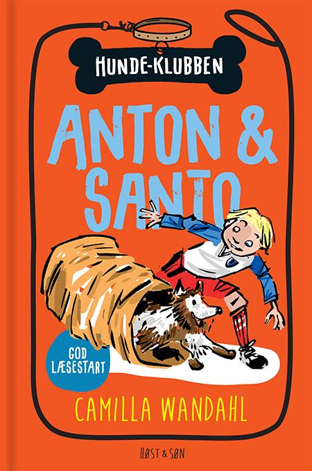 Hundeklubben – Anton Og Santo